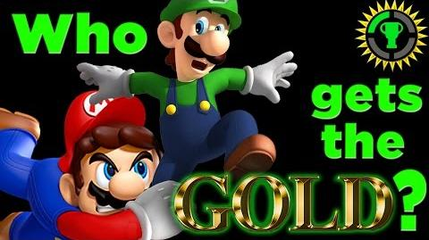 Game Theory Would Super Mario Win the Olympics?