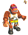 120px-Funky Artwork - Donkey Kong Country 3.png