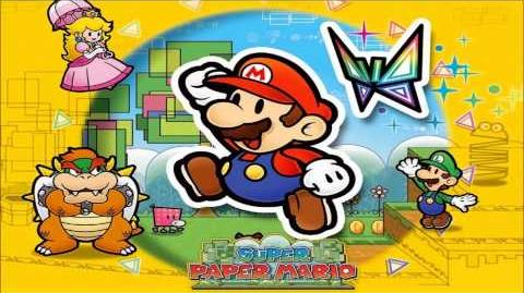 Super Paper Mario OST - Birth of the Chaos Heart
