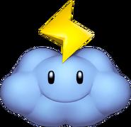 Thunder Cloud - Mario Kart Wii