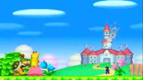 New Super Mario Bros Intro