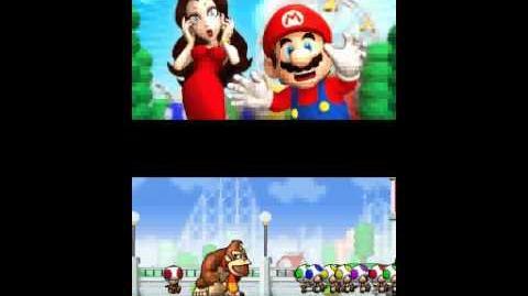 Mario vs Donkey Kong Mini-Land Mayhem Introduction