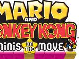 Mario & Donkey Kong: Minis on the Move