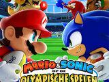 Mario & Sonic op de Olympische Spelen: Rio 2016