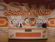 MG-BTP Password 1972