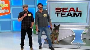 "The Price is Right at Night December 22, 2019 (Christmas Special w the Cast of ""Seal Team""!)"