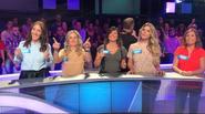 Family Battle Female Contestants