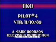 TKO Production Slate