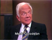 Mark Goodson on Late Show