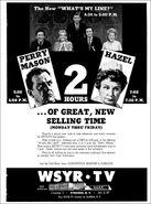 WSYR TV 1968