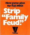 Strip Family Feud 1980