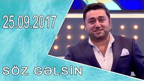 Söz_Gəlsin_(Ailəcanlı_-_Xalxın_Evi_yarışması)_25.09.2017