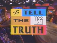 To Tell the Truth 2000