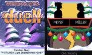 Familien-Duell Weihnachts