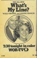 1968 TV GUIDE AD