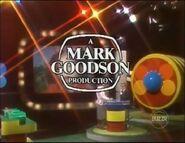 Mark Goodson Production CP 1983