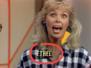 Super Password Ethel Circled