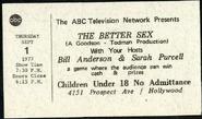 The Better Sex (September 01, 1977)