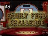 Family Feud Challenge (1992 pilot)