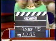 ABC Password Slate (1975)