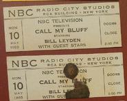 Call My Bluff (May 10, 1965)