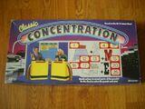 Classic Concentration/Merchandise