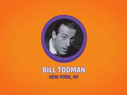 Happy Birthday Bill Todman