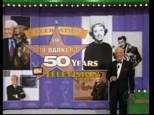 The Price is Right-A Celebration of Bob Barker's 50 Years in Television- May 17, 2007