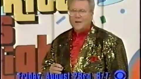 The Price is Right 25th Anniversary Special promo, 1996