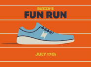 Buzzr's Fun Run July 17th