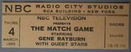 The Match Game (March 04, 1965)