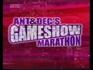 Ant and Dec's Gameshow Marathon (15.10