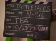 Tattletales Production Slate 1977