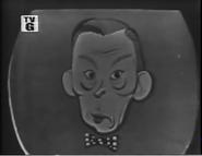 Fred Allen Caricature