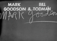 WML Mark Goodson & Bill Todman Sign In 2