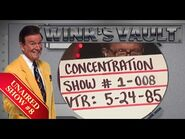 Concentration RARE UNAIRED SHOW -8