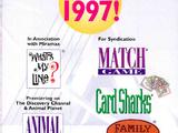 Card Sharks (1996 pilot)