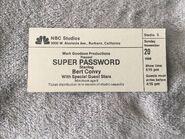 Super Password (November 20, 1988)