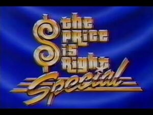 The Price is Right Special - (8-14-86)