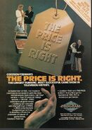 The Price Is Right 1985 Ad