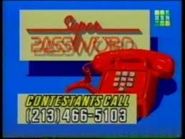 Super Password Real Contestant Plug