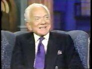 Pat Sajak interviews Mark Goodson (Later w- Bob Costas, 6-18-91)