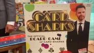 The Official Card Sharks Board Game