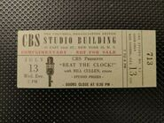 Beat the Clock Radio (July 13, 1949)