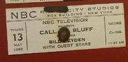 Call My Bluff (May 13 ,1965)