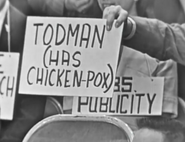 Todman Has Chicken-Pox IGAS 1956
