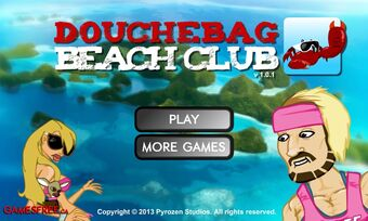 Douchebag Beach Club Markiplier Wiki Fandom