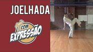 Capoeira Moves Joelhada - com Expressão