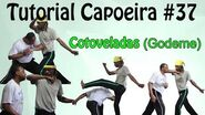 TUTORIAL CAPOEIRA 37 COTOVELADAS (GODEME)