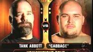 TANK ABBOTT VS CABBAGE UFC